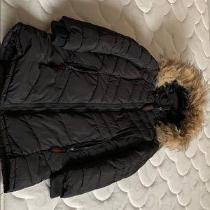 Girls winter coat size 12